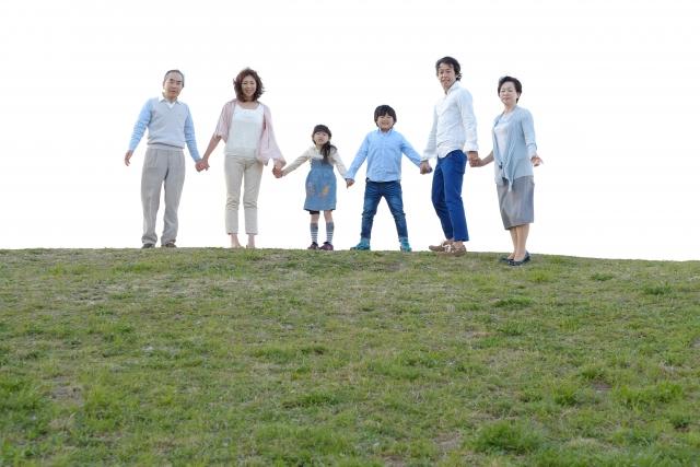 介護休業の対象家族