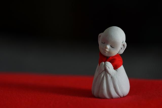 お地蔵様の人形