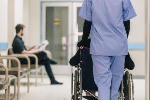 nurse-pushing-wheelchair