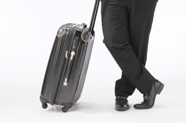 スーツケース 男性
